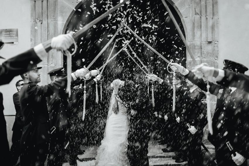 boda estilo andaluz en malaga