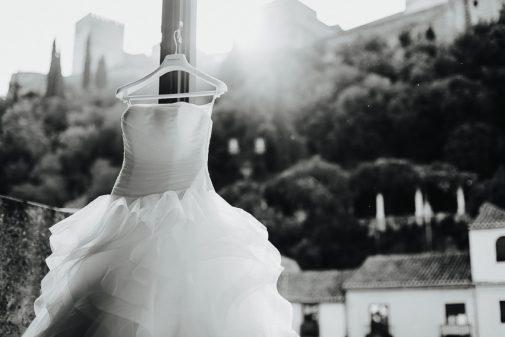 alquiler de vestido de novia para boda