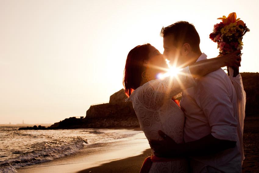 reportaje espontaneo y natural de boda