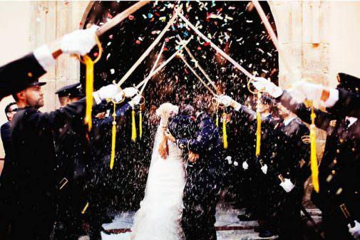 Ideas originales para sustituir arroz en las bodas