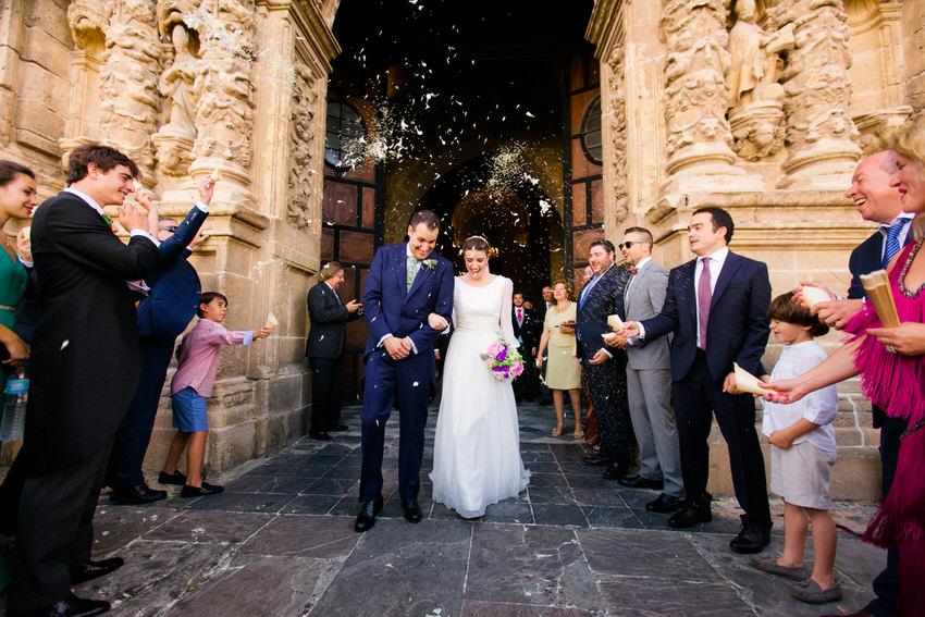 boda igleisa mayor prioral santa maria salida de lo snovios