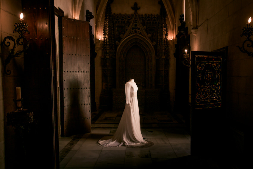 Alquilar vestido de novia