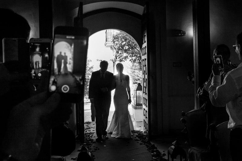 capilla hotel bobadilla boda