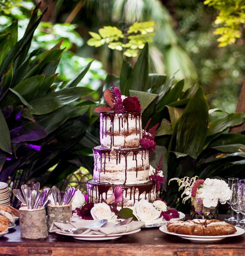 tartas de bodas originales