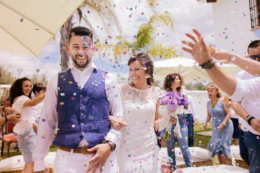Detalle de bodas originales para invitados